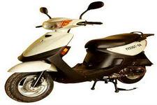 永源牌YY50QT-9A型两轮轻便摩托车图片