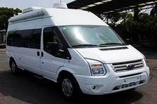 海鸥牌SLX5040XLJ型旅居车