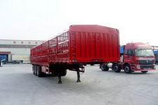 鸿天牛牌HTN9400CLXY型仓栅式运输半挂车图片