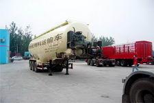 鸿天牛牌HTN9401GFL型粉粒物料运输半挂车图片