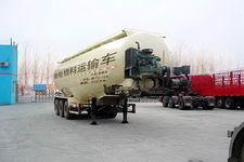 鸿天牛牌HTN9402GFL型粉粒物料运输半挂车图片