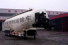 鸿天牛牌HTN9403GFL型粉粒物料运输半挂车图片