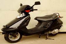 华鹰牌HY125T-5A型两轮摩托车图片