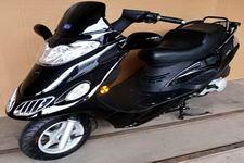 华鹰牌HY125T-10A型两轮摩托车图片