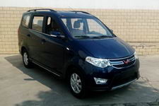 4.4米|5座五菱多用途乘用车(LZW6440KVF)