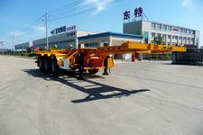 特运9.7米36吨3轴集装箱运输半挂车(DTA9403TJZ3)