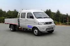 华神单桥两用燃料轻型货车100马力2吨(DFD1030NU3)