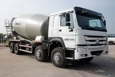 华建牌HDJ5316GJBHO型混凝土搅拌运输车