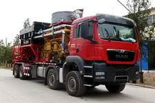 华油牌HTZ5420TYL250型压裂车