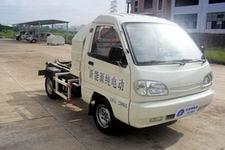 环球牌GZQ5020ZXXACBEV型纯电动车厢可卸式垃圾车图片