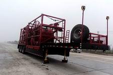 海智达牌JJY9500TLG型连续油管作业半挂车图片