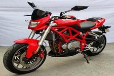 三铃牌SL350型两轮摩托车