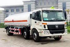 鲁泉牌JZQ5250GYY型运油车