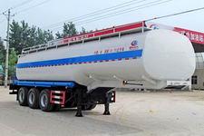 程力威牌CLW9400TSS型洒水半挂车图片