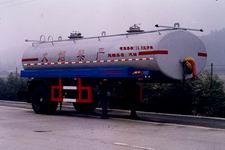 宏宙7.4米10吨1轴运油半挂车(HZZ9140GYY)
