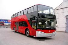 11.4米|40-76座亚星双层城市客车(JS6111SHA)