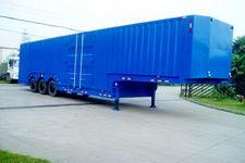 金鸽14米9.4吨3轴车辆运输半挂车(YZT9201TCL)