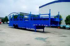 金鸽14米9.6吨2轴车辆运输半挂车(YZT9192TCL)