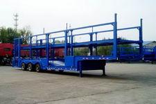 金鸽14米10吨3轴车辆运输半挂车(YZT9203TCL)