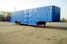金鸽14米10吨2轴车辆运输半挂车(YZT9205TCL)