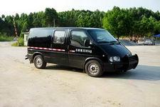 宝龙牌TBL5042XYCF4型运钞车