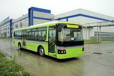 11.5米|37-45座陕汽混合动力城市客车(SX6110PHEV)
