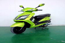 豪达牌HD48QT-D型两轮轻便摩托车图片