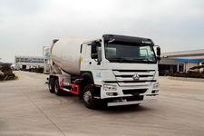 仙达牌XT5250GJBZZ43G5型混凝土搅拌运输车