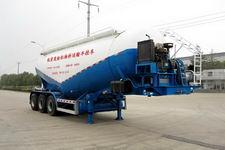 福田牌BJ9404GFL型低密度粉粒物料运输半挂车图片