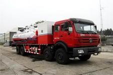 宝涛牌JHX5281TJC型洗井车图片