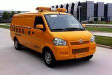 北京牌BJ5021XGCV3R-BEV型纯电动电力工程车图片