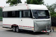 中意牌SZY9020XLJ7型旅居挂车图片