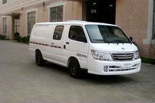 宝龙牌TBL5031XYCF4型运钞车
