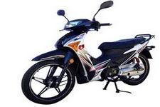 轻骑牌QM125-5G型两轮摩托车图片