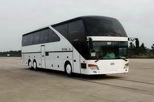 安凯牌HFF6141K07D1E4型特大型豪华客车图片