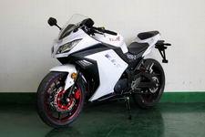 银河牌YH250-Z型两轮摩托车图片