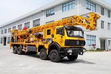 华东牌CSZ5310TZJRB50NT型钻机车
