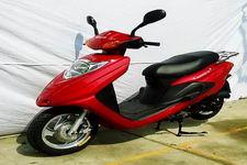 圣火神牌SHS48QT-8A型两轮轻便摩托车图片