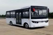 6.1米山西SXK6608GBEV纯电动城市客车