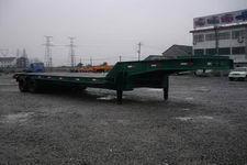 中商汽车11.8米25吨4轴低平板半挂车(ZZS9401TDP)