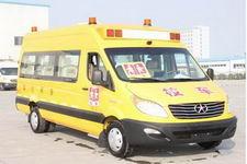 江淮牌HFC6591KHXCF型小学生校车图片