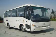 8米|24-35座海格客车(KLQ6808QE4)