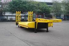 楚飛10米27.5噸2軸低平板半掛車(CLQ9350TDP)