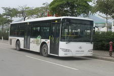 10.5米|10-40座金龙混合动力城市客车(XMQ6106AGHEV3)