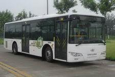 10.5米|10-40座金龙混合动力城市客车(XMQ6106AGHEV7)