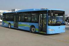 12米|10-46座金龙混合动力城市客车(XMQ6127GHEV14)