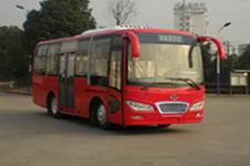 华新牌7.3米天然气城市客车