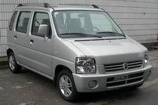 北斗星牌CH7002BEVA型纯电动轿车图片