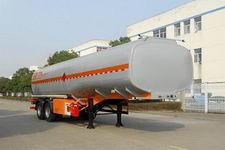 培新牌XH9351GYY型运油半挂车图片