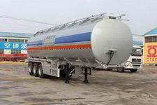CTY9400GYS型通亚达牌铝合金液态食品运输半挂车图片